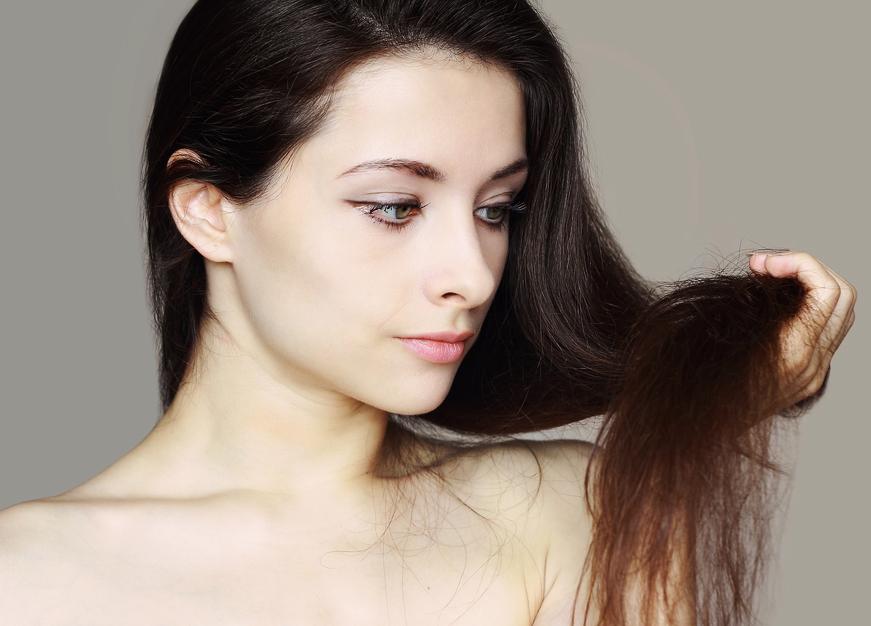 Лечение волос от сухости и выпадения
