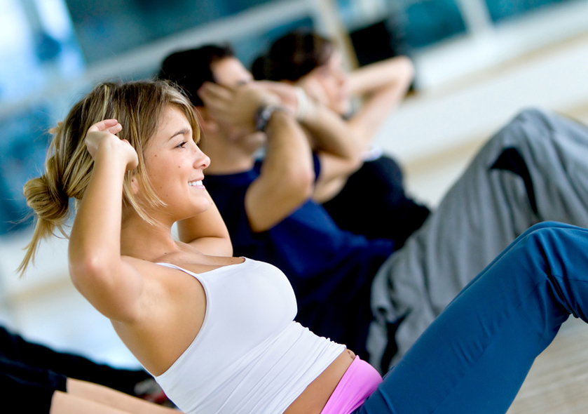 Самые эффективные тренировки для сжигания жира в тренажерном зале