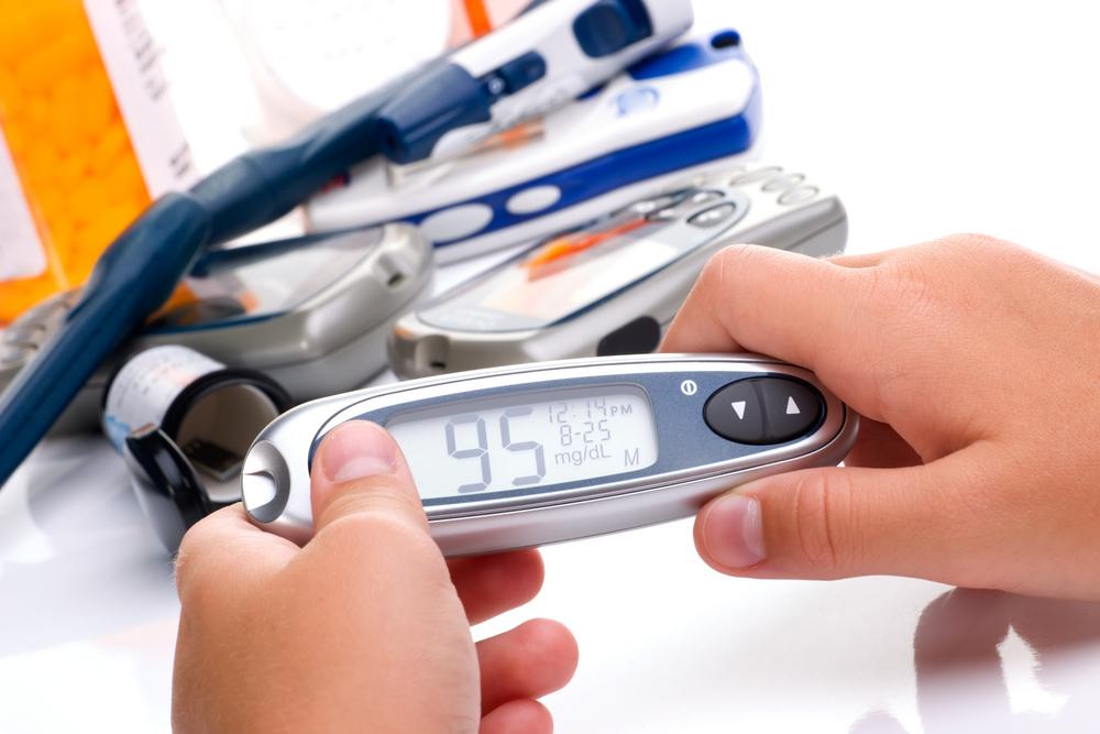 Сахарный диабет прибор ван тач