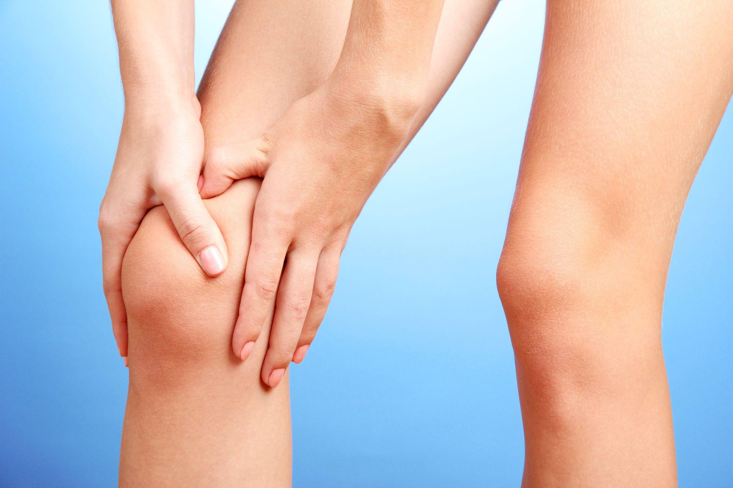 Треск в суставах причины как лечить больныйе суставы колений