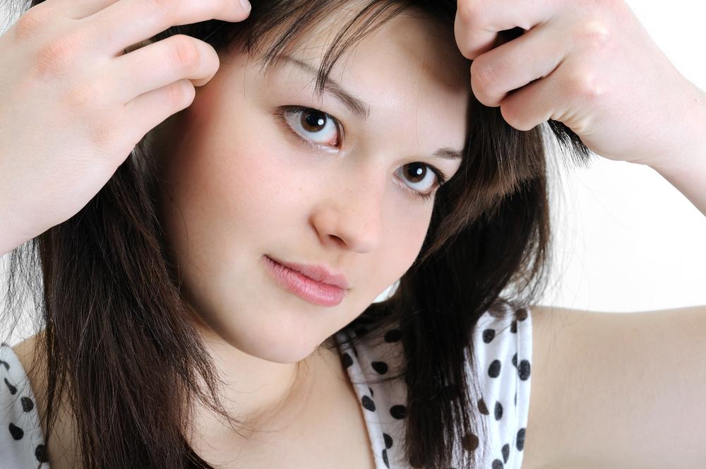 Борьба с перхотью для красоты волос
