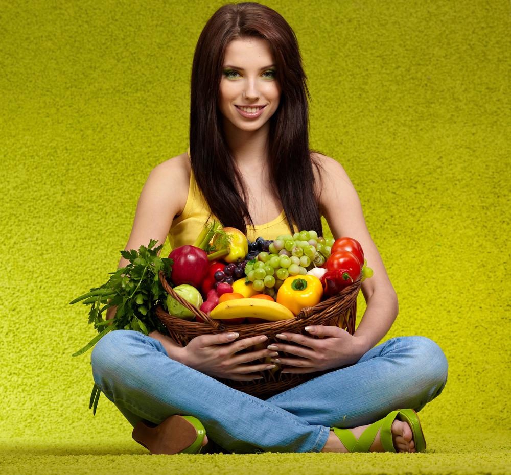 Диета от целлюлита - полезные и вредные продукты