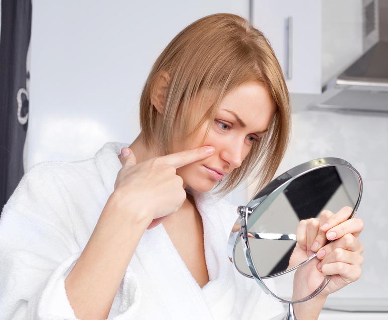 Косметику симптомы причины лечение