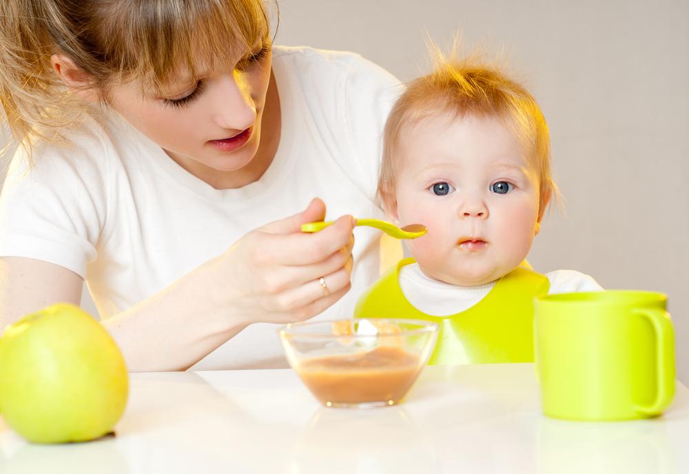 Диета при диатезе: чем кормить детей от 0 до 3 лет