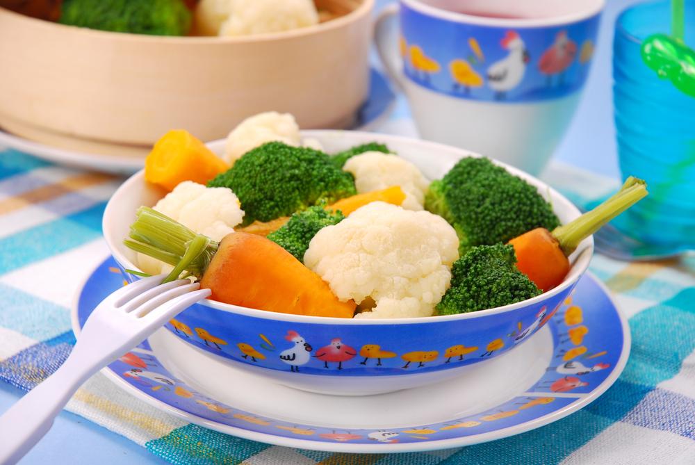 Первый прикорм: 5 гипоаллергенных овощей для рациона малыша