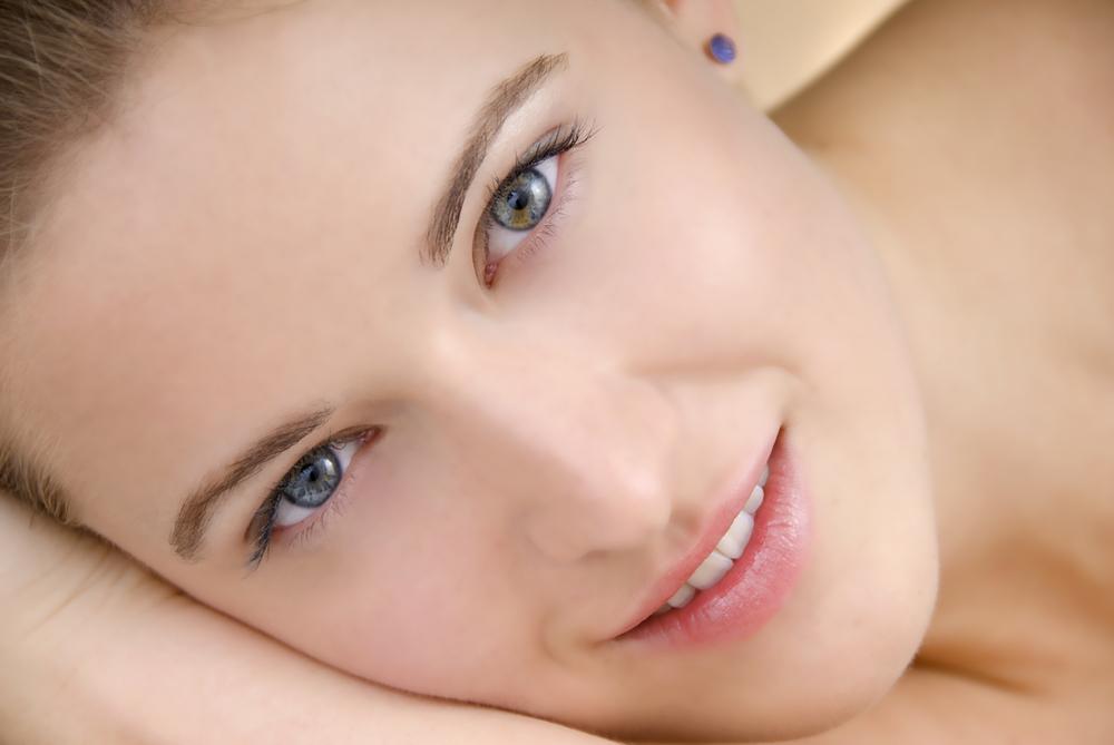 Пигментация под кожей лица