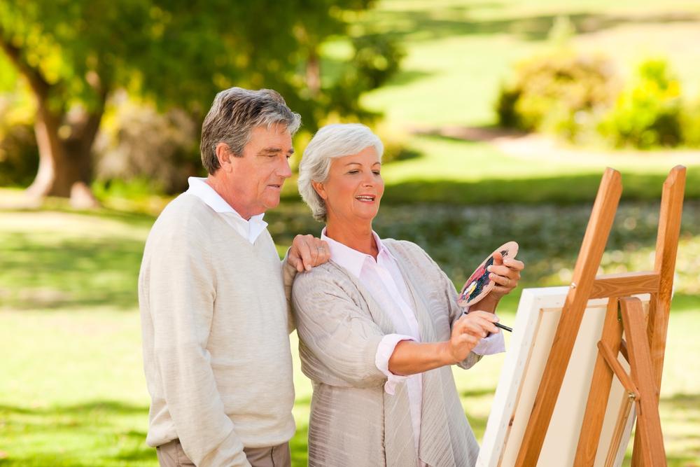 Арт-терапия для пожилых: творчество как способ продления жизни