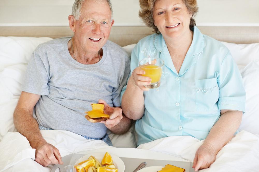 Диета долгожителей: правила здорового питания для пожилых ...