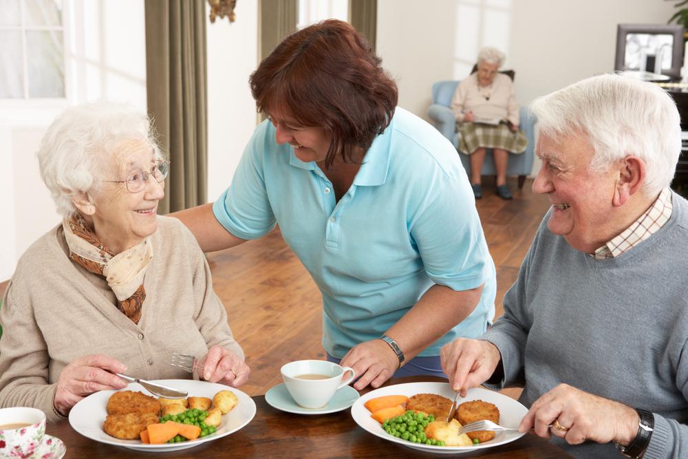 Геродиетическое питание для пожилых людей