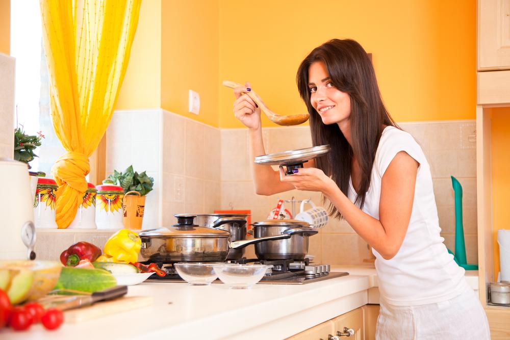 правильное питание и тренировки для девушки