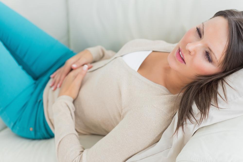 Задержка менструального цикла изза диеты