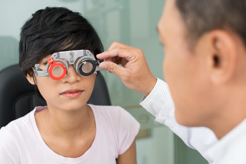 Можно ли с плохим зрение поступить в мвд