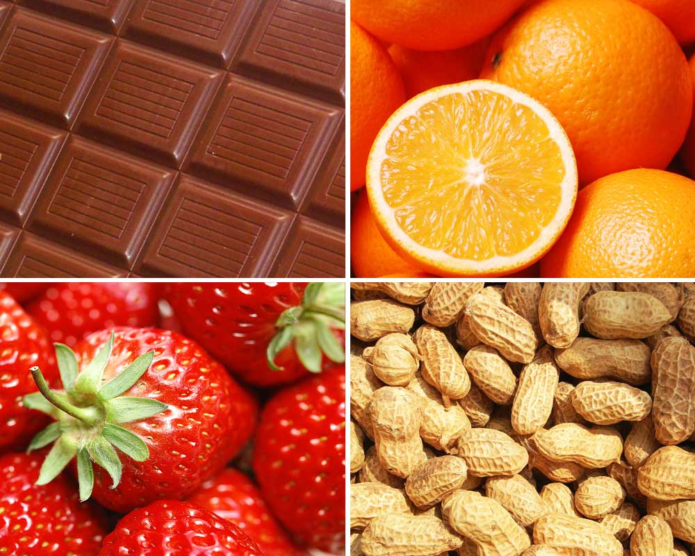 пищевая аллергия на шоколад лечение