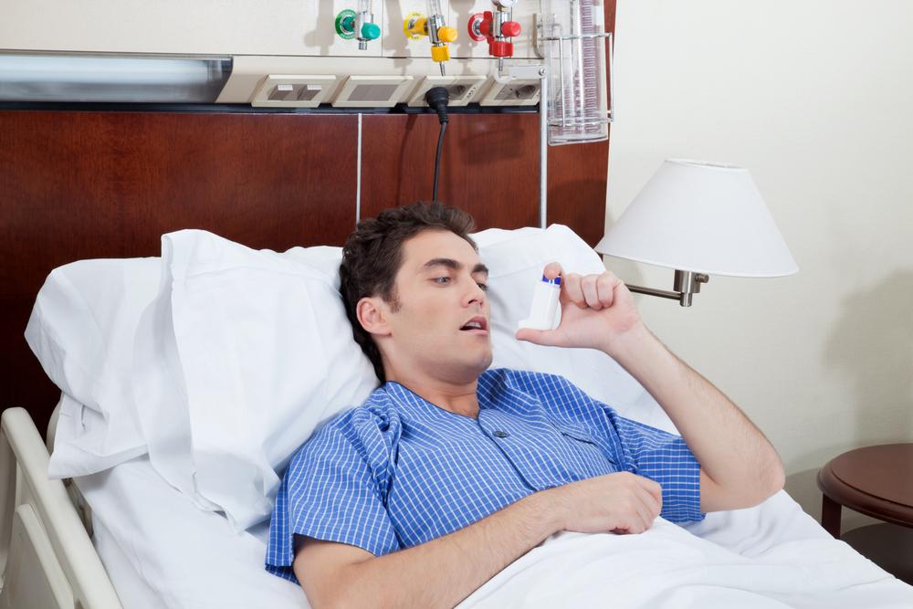 Приступ бронхиальной астмы, Первая помощь А-Я, ZdravoE 471
