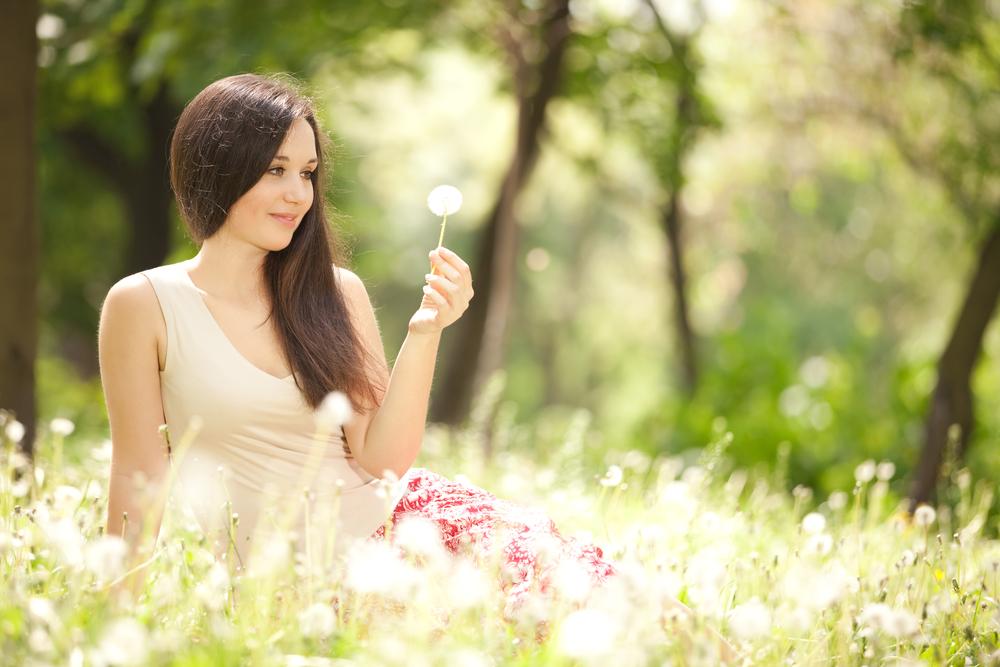 лето аллергия поллиноз