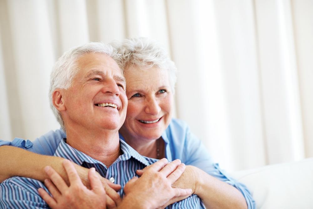 Позитивный настрой у пожилых людей
